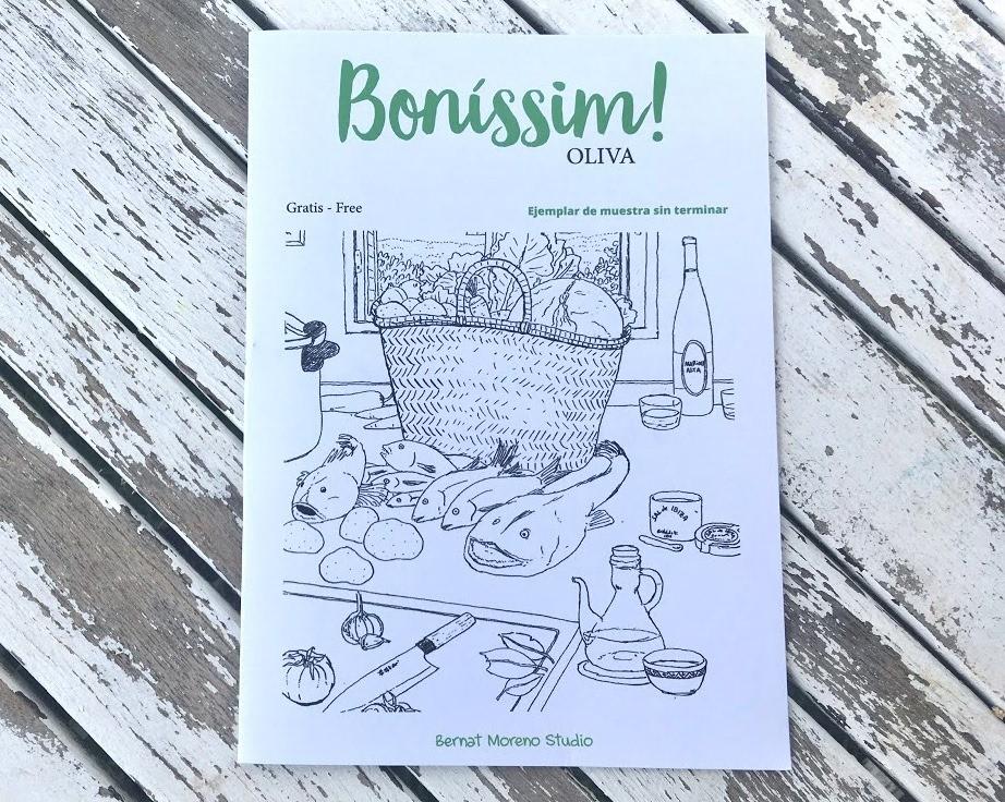 Bonissim, evista gastronómica ilustrada