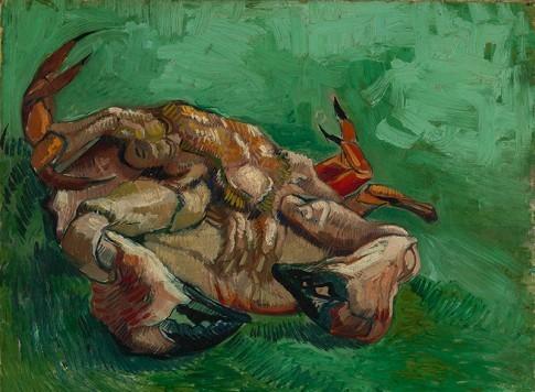 Pintura del artista holandes Van Gogh