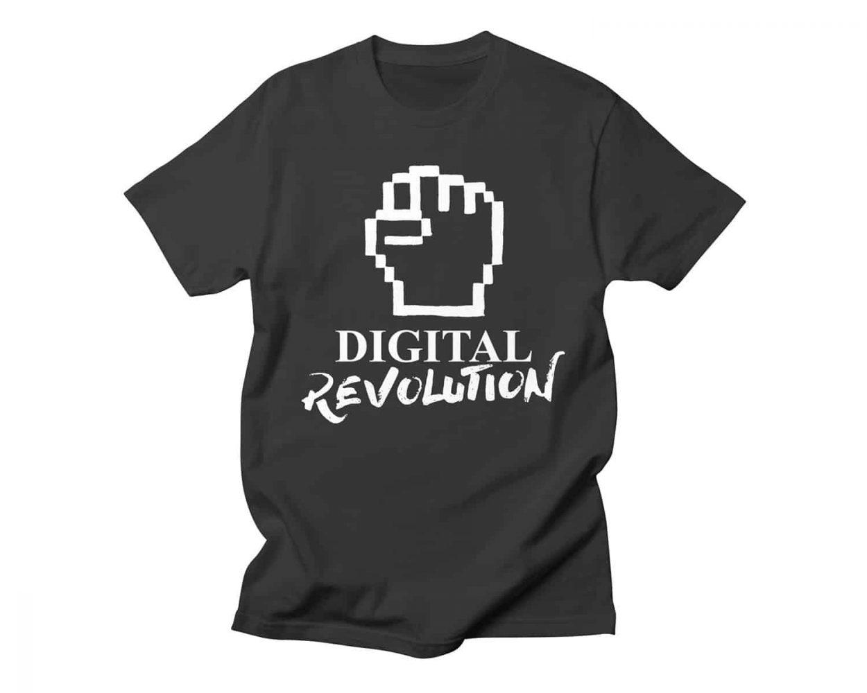 Digital Revolution Tshirt