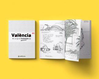 Libro de bocetos de valencia