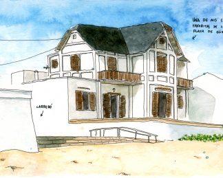 Casa en primera línea de la Playa de Oliva
